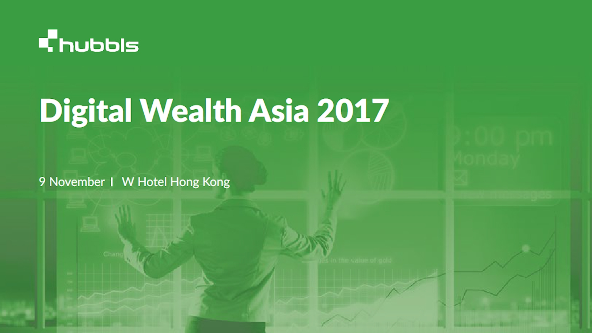 Digital Wealth Asia 2017 - highlights