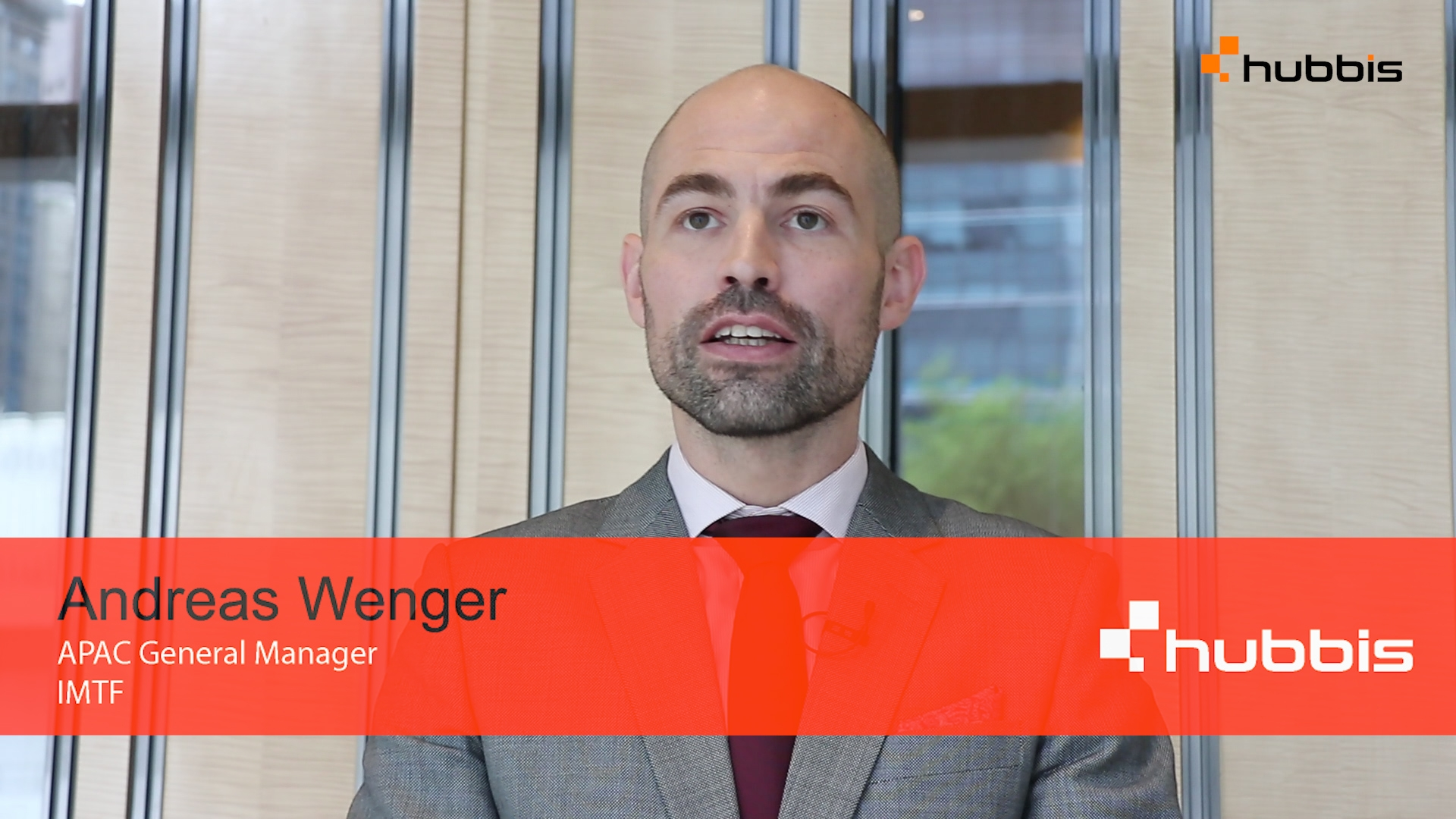 Asian Wealth Management and Asian Private Banking - Video highlights -  Compliance in Asian Wealth Management Forum 2018 - Andreas Wenger